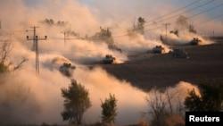 Izraelski tenkovi izvan severnog dela pojasa Gaze