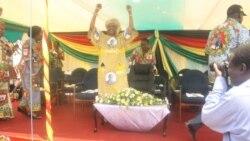 Report on Grace Mugabe Filed By Irwin Chifera