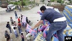 Lübnan'a Sığınan Suriyeliler'in Sayısı Artıyor