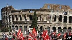 اٹلی: اخراجات میں کفایت اور ٹیکسوں میں اضافے کے اقدامات