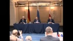 2014-06-11 美國之音視頻新聞: 俄波德三國外長就解決烏克蘭危機達成共識