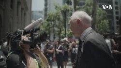 一个美国律师在香港