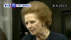 Cựu thủ tướng Anh Margaret Thatcher qua đời (VOA60)
