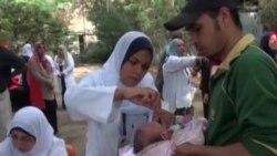 联合国证实叙利亚爆发小儿麻痹症