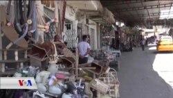 Bazarên Kerkûkê ji Sîstîya Aborîyê Nerazî Ne