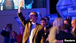 UMnu. Andy Beshear unqobe uMnu. Matt Bevin okubandla lama Republicans.
