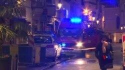 2018-11-20 美國之音視頻新聞: 比利時警察遇襲受傷