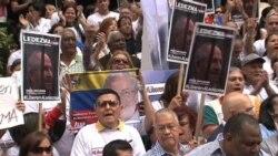 Venezuela presos