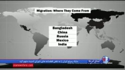 چرا مردم مهاجرت می کنند؟