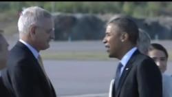 2013-09-04 美國之音視頻新聞: 奧巴馬訪問瑞典