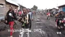 Taharuki mjini Goma baada ya Volcano kulipuka