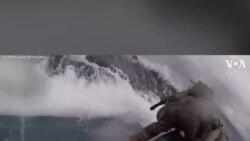 Cảnh sát biển Mỹ đuổi bắt tàu buôn lậu ma túy