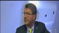美國國防部長卡特訪問伊拉克