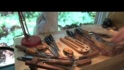 Graditelj violina ide stopama djeda i pradjeda