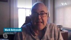 Mark Behrendt: Birləşmiş Ştatlar dünya boyu demokratiyanın təbliğində lider olmalıdır