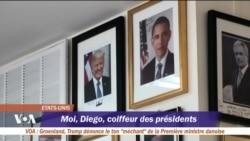 Moi, Diego, coiffeur des présidents américains