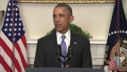 Obama Hails Release of US Prisoners, Iran Nuke Developments