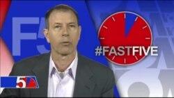 VOA Fast Five