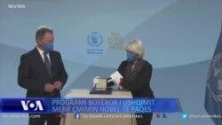 Programi Botëror i Ushqimit merr çmimin Nobel të Paqes