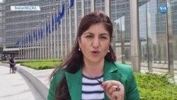Biden Brüksel'de AB Yöneticileriyle Görüşüyor