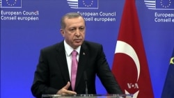 Turkey's Leader Issues Warning to Russia During Brussels Visit