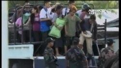 被菲律賓叛軍挾持人質重獲自由