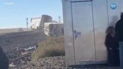Montana'daki Tren Kazasında 3 Can Kaybı