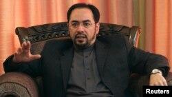 Menteri Luar Negeri Afghanistan, Salahuddin Rabbani akan memimpin delegasi untuk mengunjungi Pakistan hari Kamis, 13/8 (foto: dok).