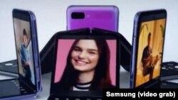 سامسونگ در آگهی ویژه مراسم اسکار از گوشی های تاشوی جدیدش رونمایی کرد
