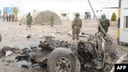 Afganistan'da Polis Şefi Öldürüldü