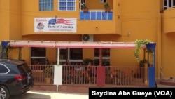 Le restaurant Mawa's Taste of America à Dakar