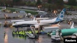 بوئنگ 737 طیارہ، فائل فوٹو
