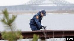 Todos los cuerpos hasta ahora identificados fueron hallados en una estrecha franja de playa al sur de Long Island.