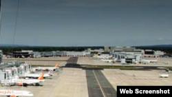 伦敦盖特威克机场