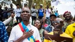 Eddy Isango a joint Fidèle Babala