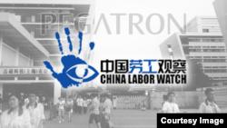 中国劳工观察发布苹果代工厂上海昌硕的调查报告