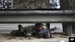 科特迪瓦巴博躲進防空洞﹐陸軍司令呼籲停火