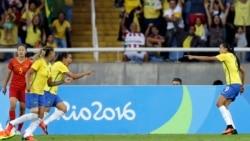 အိုလံပစ္ ျမန္မာအားကစားအဖြဲ႔ Rio ေရာက္ၿပီ (ေဒၚခင္မ်ိဳးသက္)