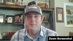 Nejtan Rid, uzgajivač pamuka (Skype)
