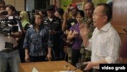 Luật sư nhân quyền Thái Niran Phithakwatchara nói EGAT cần phải làm nhiều hơn nữa để lắng nghe những người dân địa phương