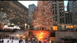 Kemeriahan Akhir Tahun di Kota New York