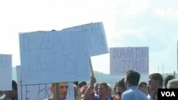 Proteste ne Vaun e Dejes