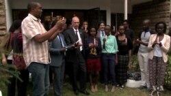 Kenyan LGBT Activists Hold Vigil for Orlando Victims