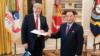 [뉴스해설] 대북 제재 문제 돌파구 가능성 내비친 트럼프 발언