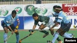 پاکستان بھارت ہاکی