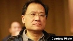 清华大学前法学教授许章润 (资料照片)