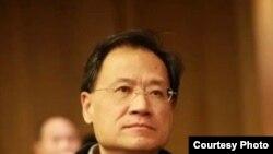 清華大學前法學教授許章潤 (資料照片)