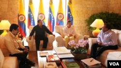 El acuerdo abre el camino para que Honduras sea reincorporada a la OEA.