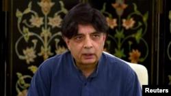 چوہدری نثار علی خان