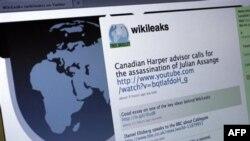 Trang web Wikileaks